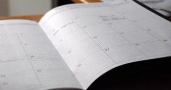 L'agenda, le cadeau indispensable de la rentrée