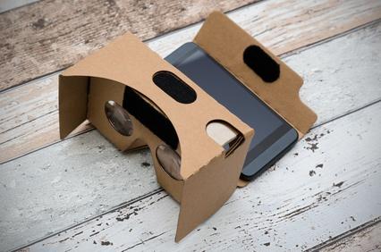 Les lunettes et casques de réalité virtuelle, des objets innovants pour vos clients.