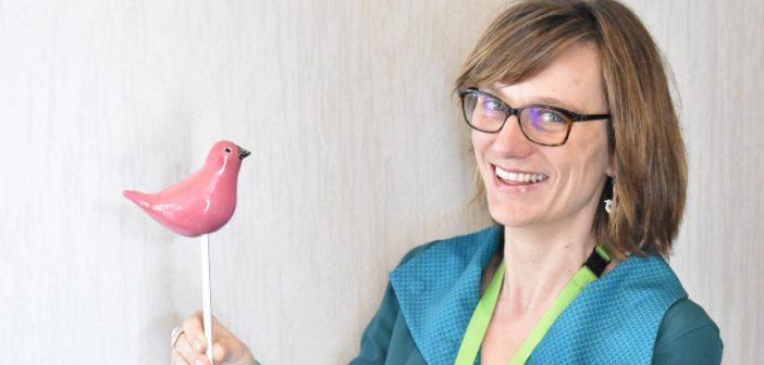 Claire Lesrel nous dévoile les coulisse de la création des produits dérivés du Pavillon Rose