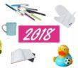 Les tendances 2018 des objets publicitaires