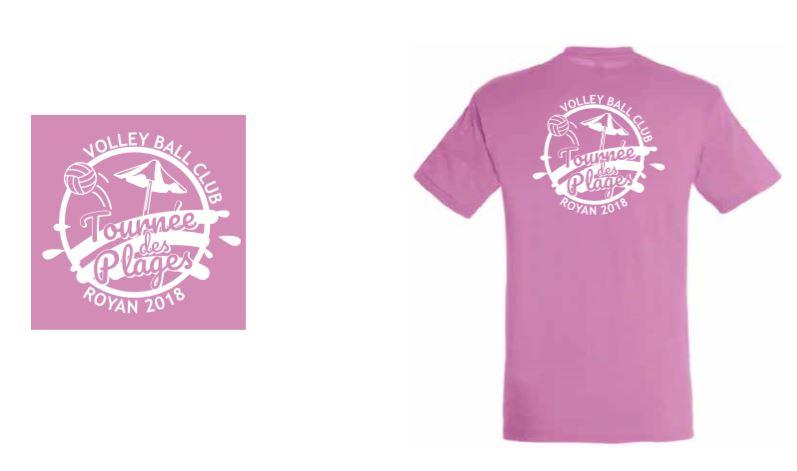 Un t-shirt publicitaire de qualité, c'est aussi un marquage adapté